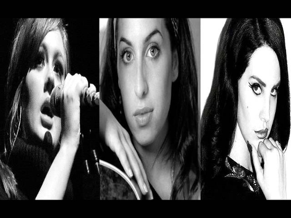 Mashup: Lana Del Rey/Adele/Amy Winehouse - Back to Skyfall at Summertime Sadness