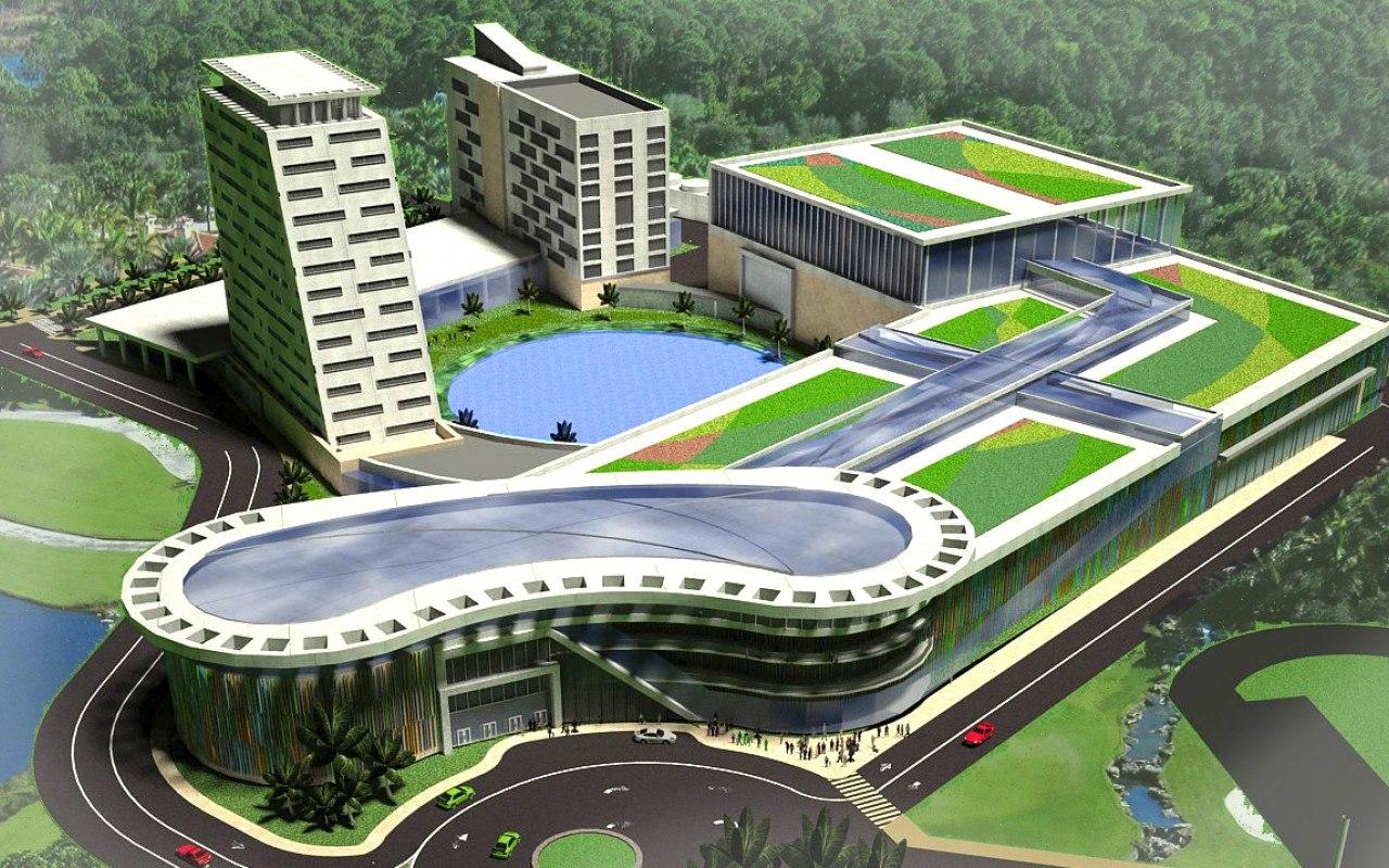 В Армянске может появиться индустриальный парк