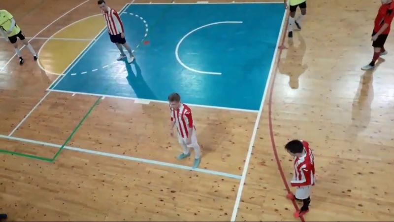 СБК - Искра (Космынино) 4:3 V Чемпионат Костромской области по мини-футболу (07.12.18) 2 тайм
