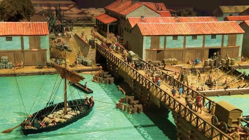 Римские города Британии