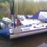 Лодки надувные из пвх тюнинг 199