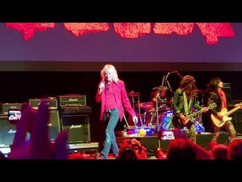 Kix Cant Stop the Show M3 Rock Festival 2018