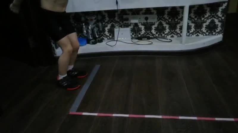 Пятилетний Артем Масин из Магнитогорска прыгнул в длину 159 сантиметров и попал в Книгу рекордов России.