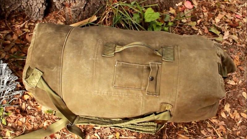 Американский вещмешок Duffle bag