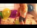 Tania pop small balloons