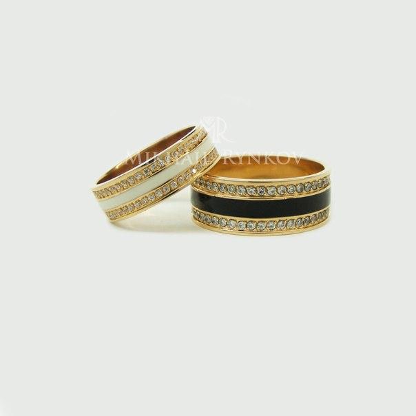 обручальные золотые кольца парные цены
