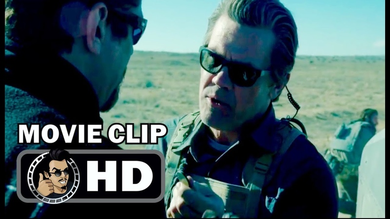 SICARIO: DAY OF THE SOLDADO Extended Clip - Clean The Scene (2018)
