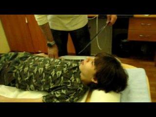 На приеме у врача-кинезиолога Алексея Кузнецова 6
