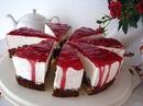 Домашний желейный тортик