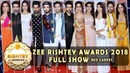 Zee Rishtey Awards 2018 Full Show Red Carpet Zee Tv Rishtey Awards 2018 Full Video