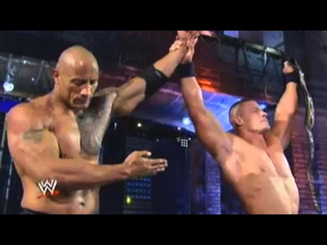 WrestleMania 29 Full Show Highlights Results John Cena Wins WWE Title vs The Rock, Undertaker 21-0