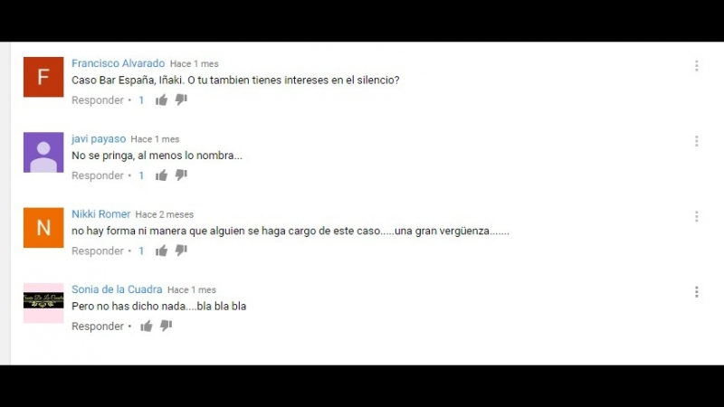 Bar España. (Videoblog La Voz de Iñaki Gabilondo). Cadena SER