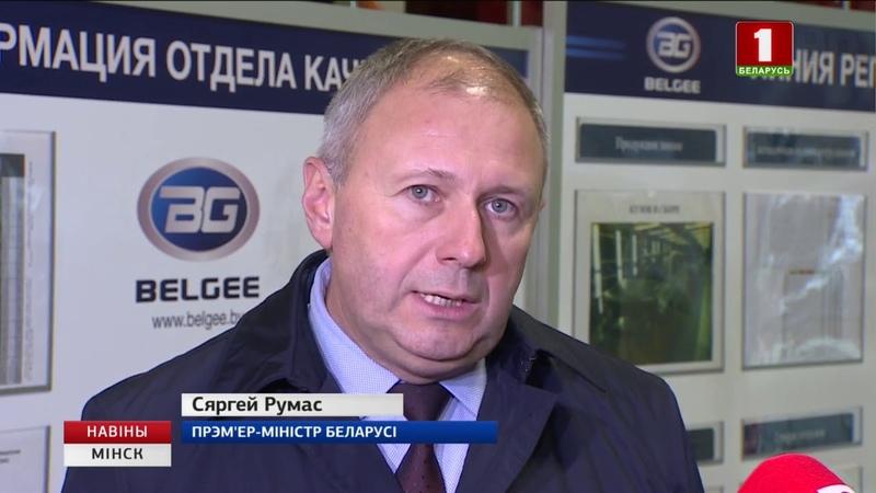 Беларускі аўтапрам пашырыць геаграфію продажаў