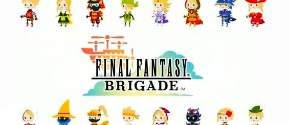 Square Enix готовит западную версию Final Fantasy Airborne Brigade