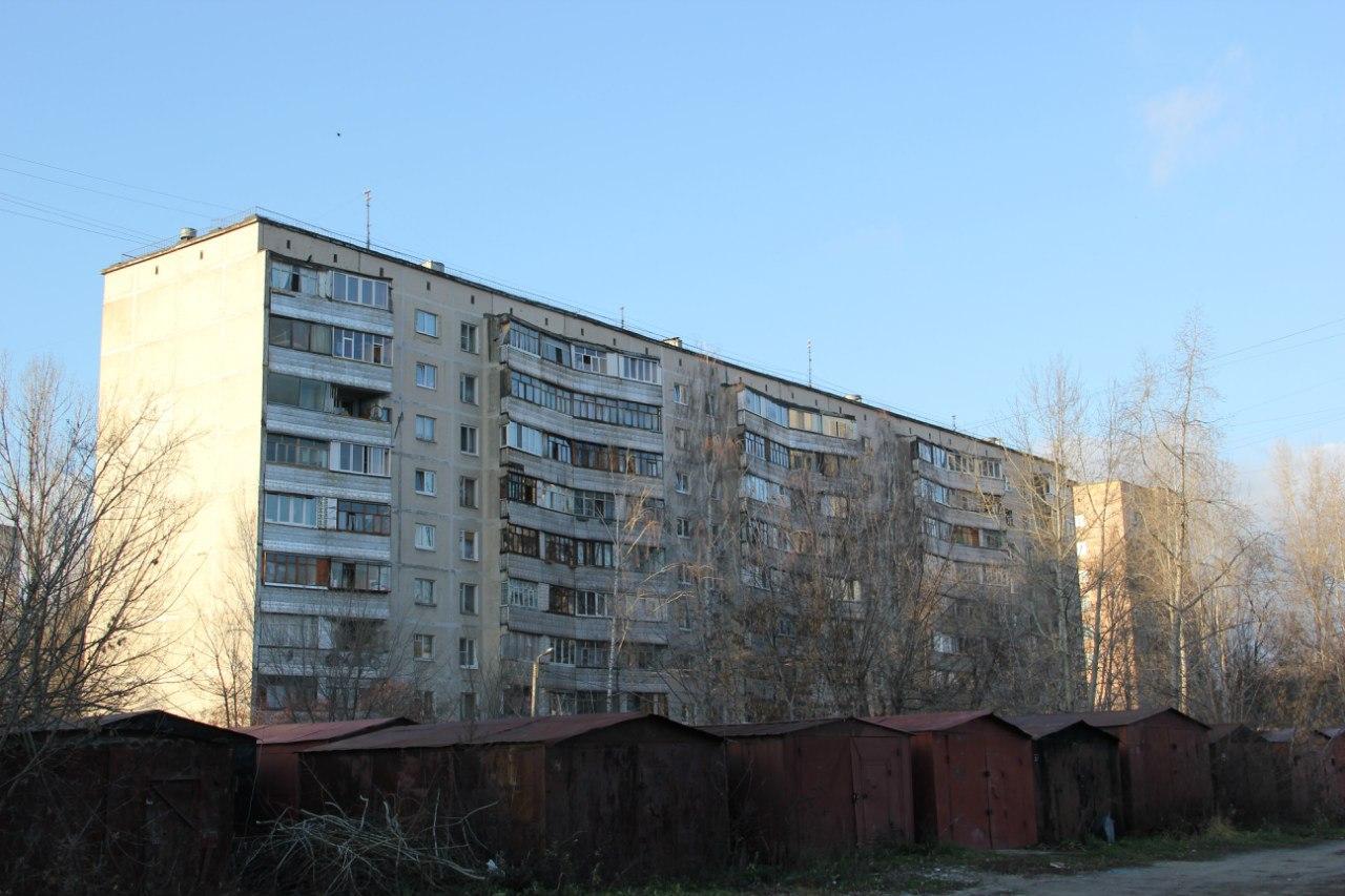 Типовой жилой дом серии 1-515/9ш.