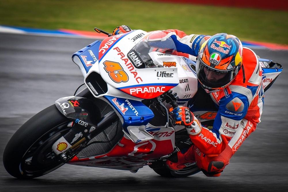 Джек Миллер подписал контракт с заводской командой Ducati MotoGP
