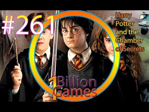 Harry Potter and the Chamber of Secrets - 1BillionGames 261 Play Station Games on English Уч