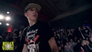 Twin Whiphead vs Boy Slam Round 1 Krump WHAT THE FLOCK 2018