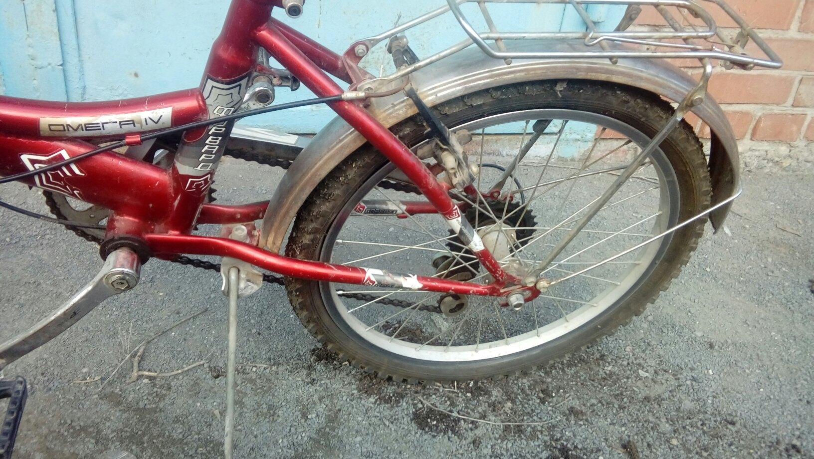 Купить велосипед состояние хорошее, все | Объявления Орска и Новотроицка №3576