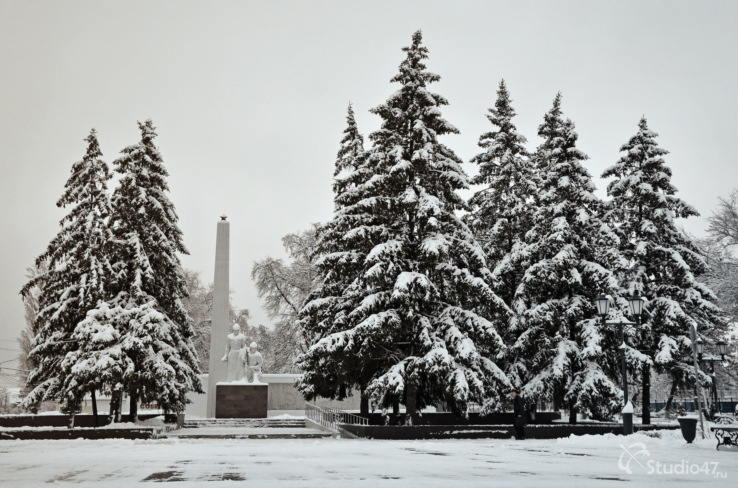 Фото Борисоглебска