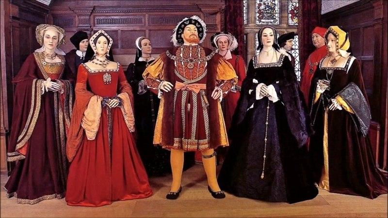 Генрих VIII Тюдор | 2 | • Наталия Басовская