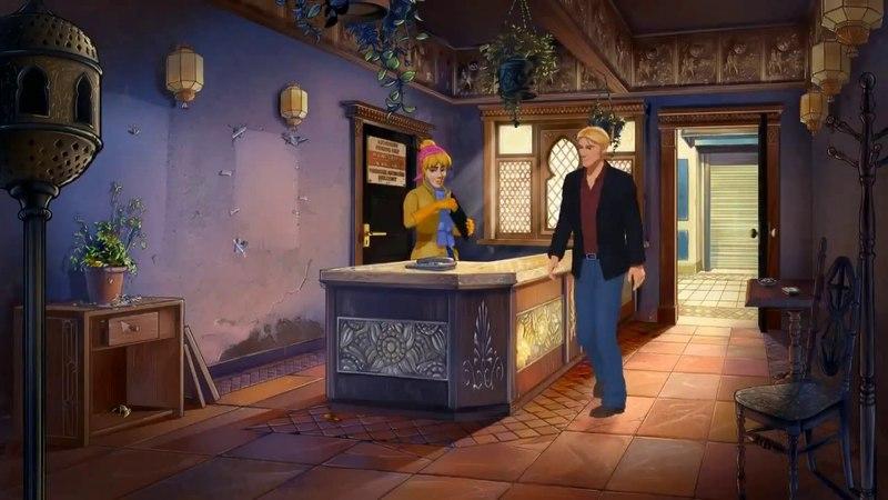 Вырезка из прохождения игры Broken Sword 5: The Serpent's Curse by Любимые Адвенчуры и Квесты