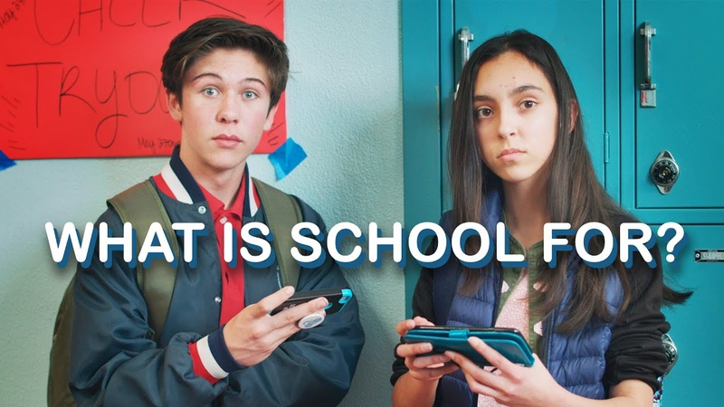 BEFORE YOU GO TO SCHOOL, WATCH THIS || WHAT IS SCHOOL FOR
