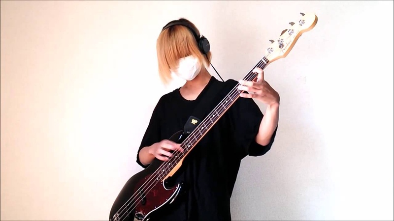 THE ORAL CIGARETTES 『狂乱 Hey Kids!!』 bass cover  ノラガミ ARAGOTO OP FULL