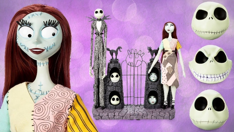 Jack Sally 25th Anniversary Limited Edition Doll - The Nightmare Before Christmas (REVIEW)