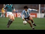 Diego Maradona Showing Why He Would Be Worth 5 Billion £ In Todays Market