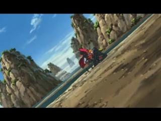 Naruto Shippuuden 143 - Хачиби vs. Саске рус.озвучка