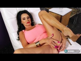 Rita daniels - cum along with rita (20.04.2016) [hd 1080, big tits, granny, masturbation, mature, milf, solo]