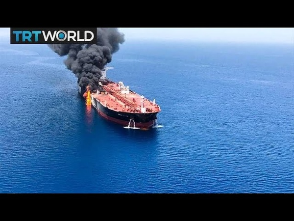 Oil Tankers Attacked: Explosions on two oil tankers in Gulf of Oman