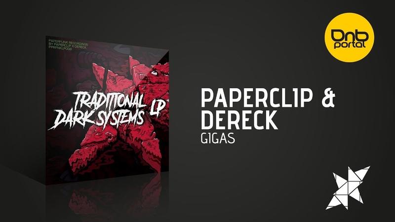 Paperclip Dereck Gigas Paperfunk Recordings