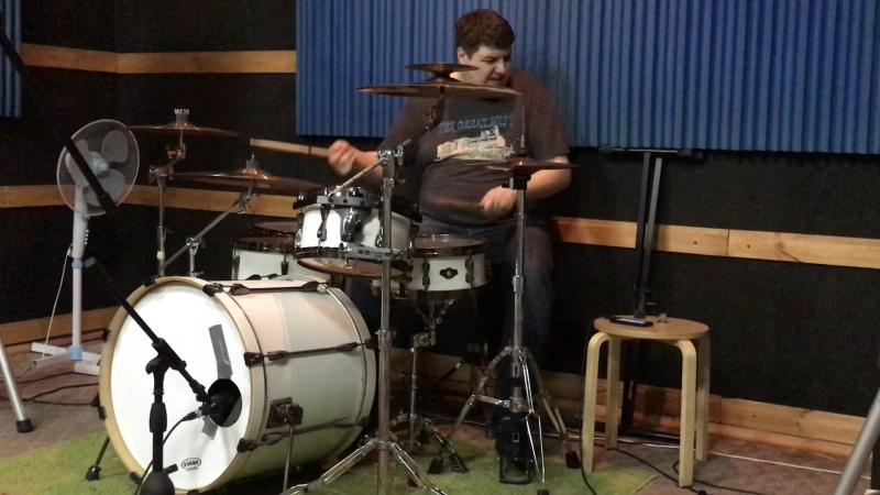 RHCP - Californication (drum cover)
