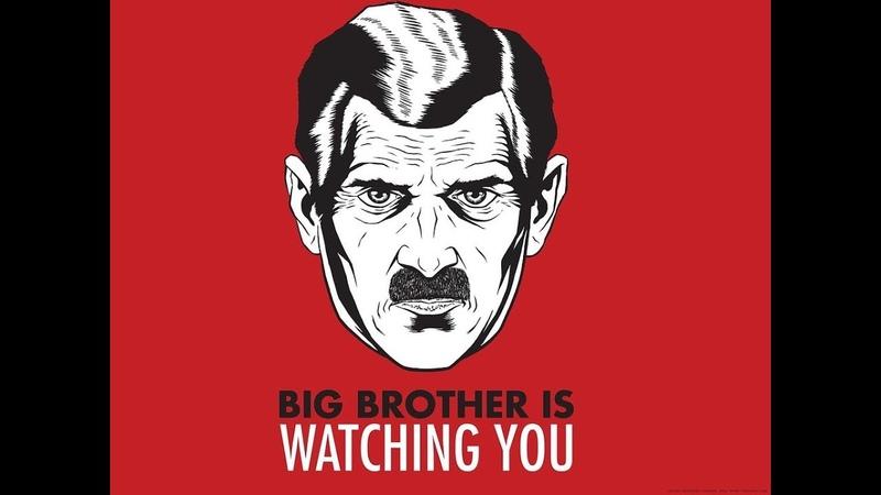 Большой брат следит за тобой Китай слежка за людьми Эдвард Сноуден отдыхает Большой брат уже тут
