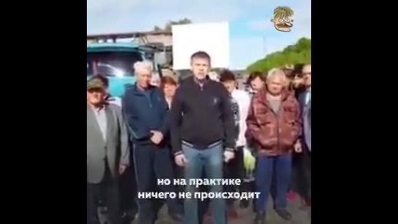 Очередное обращение к Путину, как к последней надежде. А какой процент голосов в этом районе получила их «последняя надежда»