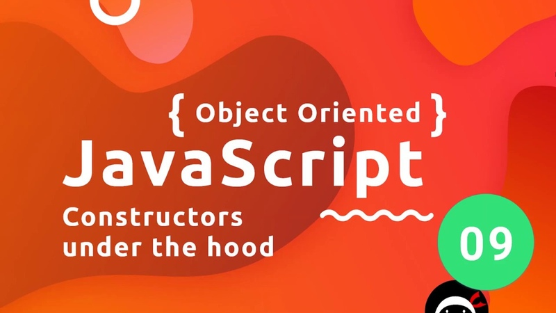 Object Oriented JavaScript Tutorial 9 - Constructors (under the hood)