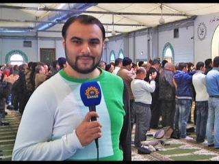 Azeri Sahar Tv | Moskva Ehli-Beyt ashiqlarinin bayram namazi 2013 |