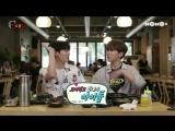 [V LIVE] 180814 100%(백퍼센트) Rockhyun & Chanyong @ MOMO X 'Idol Meat Diet' Preview