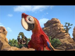 Robinson Crusoe - Türkçe fragman
