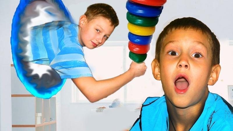 Kids find magic portal - Funny kids stories by Trou La La Kids