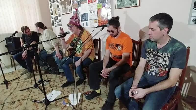 Концерт группы Пчела Бенд и Сергея Рыженко 17 мая 2019 часть_3