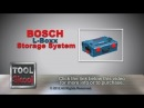 Bosch L-Boxx Click Go Storage System - Tool Skool - Tool Review