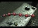 Blacksmith. ball forging.Каталка для шариков