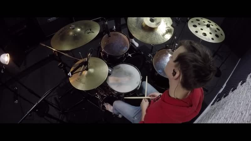 Vaydas Baraznauskas - Kaz rodriguez - Thoughts- Drum Cover