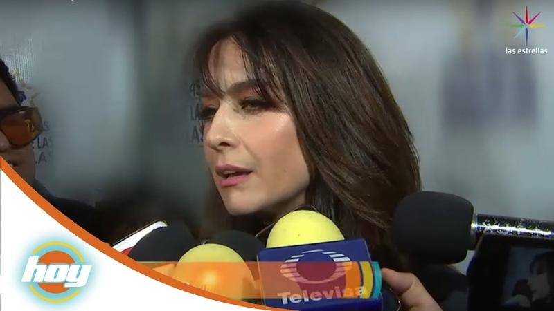 Susana González responde a criticas de Niurka | Hoy