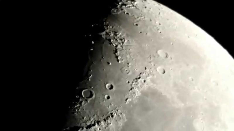 Backyard Astronomy - Moon, Mars Jupiter footage and photo's through Celestron CPC 1100