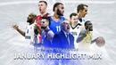VTBUnitedLeague • VTB United League January Highlight Mix | Season 2018/19