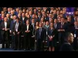 Выступление Владимира Путина на съезде партии